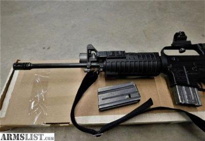 For Sale: COLT DEFENSE AR-15 A2