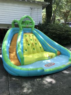 Little Tikes Rocky Mountain Inflatable Waterslide