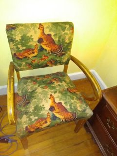 Antique Bird Chair