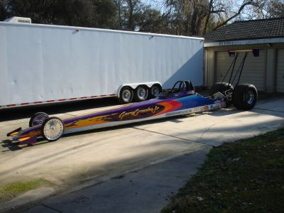 260 inch Top Dragster