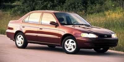 2000 Toyota Corolla CE (Woodland Pearl)