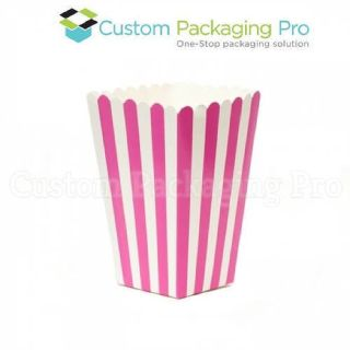 Popcorn Boxes Wholesale Packaging, Custom Packaging Pro and Custom Popcorn Boxes for Sale