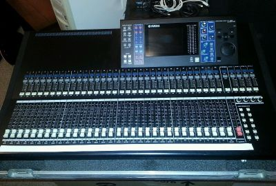 Yamaha mixer LS9-32 Console