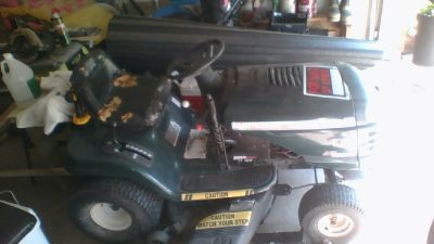 craftsman LT 1000 riding mower