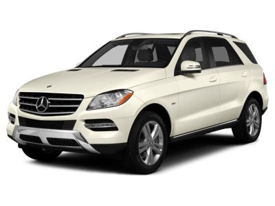 2015 Mercedes-Benz M-Class ML 350 (Black)
