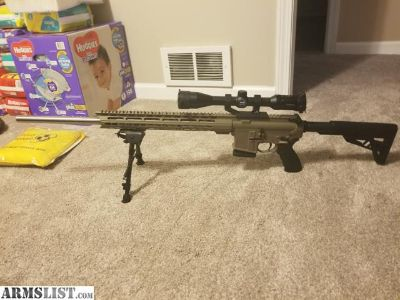 """For Sale/Trade: Bull barrel zeiss ar 15 24"""""""