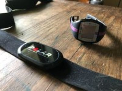 polar heart rate monitor and workout watch