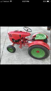 David bradley yard tractor