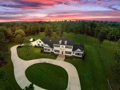 21302 W Fm 1097 Road Montgomery Four BR, Stunning Colonial