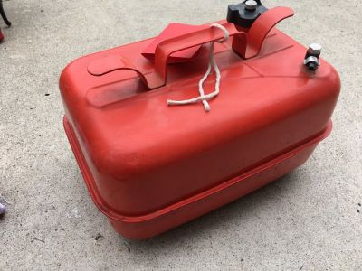 Metal Gas Can for Boat