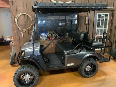 2019 E-Z-Go EXPRESS S4 - GAS - CUSTOME Golf carts Covington, GA