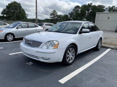 2007 Ford Five Hundred SEL (White)