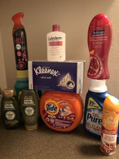 Household bundle $25 all new products POMS