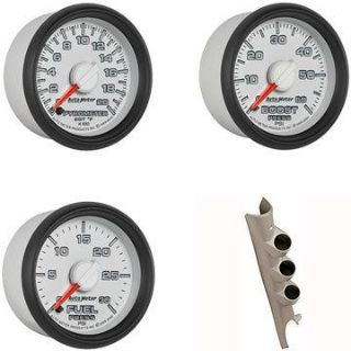 Sell Autometer Factory Match Gauge Kit-03-09 Dodge-Boost/Pyro/Fuel Press/Pillar motorcycle in Winchester, KY, US, for US $502.86