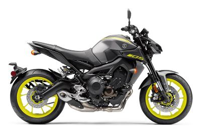 2018 Yamaha MT-09 Sport Motorcycles Hobart, IN