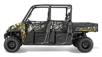 2015 Polaris Ranger Crew 570 EPS Full-Size Side x Side Utility Vehicles Escanaba, MI