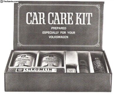 [WTB] Car Care Kit