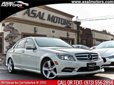 2011 Mercedes-Benz C-Class C300 4MATIC Luxury (Arctic White)
