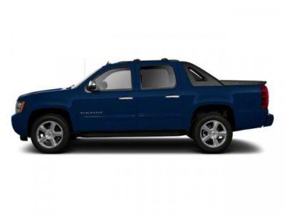 2010 Chevrolet Avalanche LT (Imperial Blue Metallic)