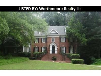 4 Bed 3.5 Bath Foreclosure Property in Atlanta, GA 30350 - Aerie Ct