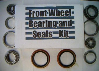 Find Four front wheel bearings, 2 seals Studebaker 1956-66-replace these worn parts motorcycle in Duluth, Minnesota, United States, for US $37.49