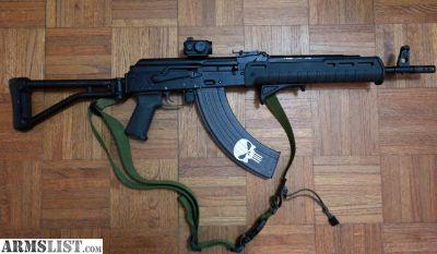 For Sale/Trade: Russian made Saiga 7.62x39