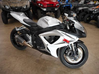 2006 Suzuki GSX-R600 SuperSport Motorcycles Belvidere, IL