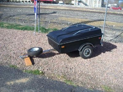 $1,000 Motorcycle Trailer