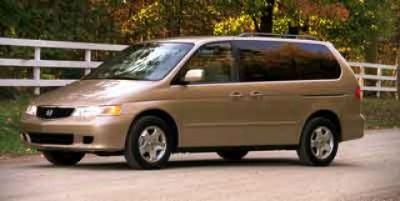 2000 Honda Odyssey EX (GOLD)