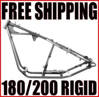 Sell KRAFT TECH RIGID 180/200 FRAME HARLEY CHOPPER BOBBER SHOVELHEAD PAN EVO K16061 motorcycle in Zieglerville, Pennsylvania, US, for US $1,075.95