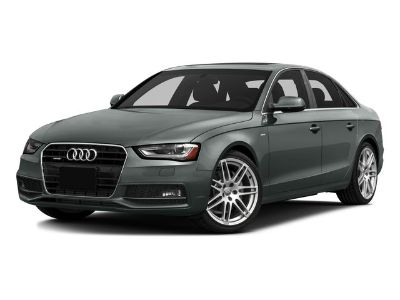 2016 Audi A4 2.0T quattro Premium (Monsoon Gray Metallic)