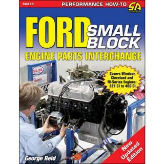 Find SA Design SA339 Book: Ford Small Block Engine Parts Interchange motorcycle in Delaware, Ohio, United States, for US $26.99