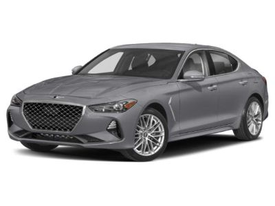 2019 Genesis G70 3.3T Advanced (Not Given)