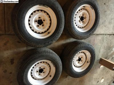 Smoothie vanagon wheels rims