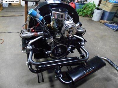 1641cc Rebuilt Type 1 Dual port Engine