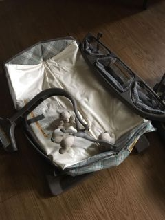 Graco bassinet attachment for play pen