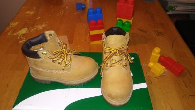 Toddler Boots(size