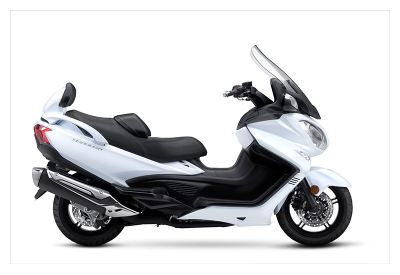 2018 Suzuki Motor of America Inc. Burgman 650 Executive 250 - 500cc Scooters Little Rock, AR