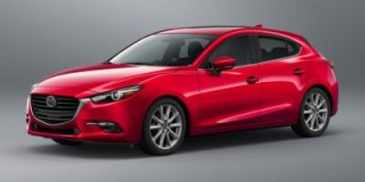 2018 Mazda MAZDA3 5-Door Touring (Deep Crystal Blue Mica)