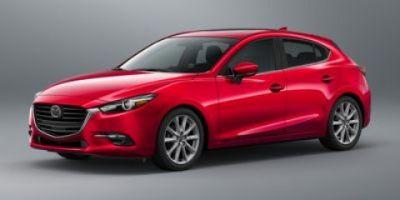 2018 Mazda MAZDA3 5-Door Sport Automatic in Jet Black (Jet Black Mica)