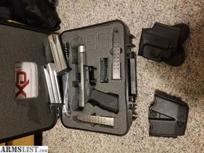 For Sale/Trade: Springfield armory bitone xdm 9mm 4.5""