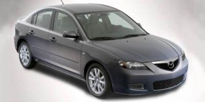 2007 Mazda Mazda3 s (Phantom Blue Mica)