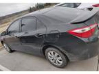 2014 Toyota Corolla Sedan in Lewisville, TX