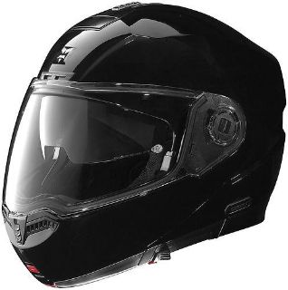 Sell Nolan N104 Modular Solid Motorcycle Helmet Outlaw Black Medium motorcycle in South Houston, Texas, US, for US $404.95