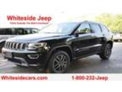 New 2019 Jeep Grand Cherokee Limited 4WD in Mt. Sterling, OH
