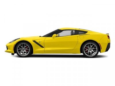 2019 Chevrolet Corvette 1LT (Corvette Racing Yellow Tintcoat)