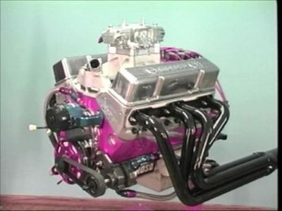 Buy Building 650 Horse 383 / 388 Chevy Small Block - Step by Step -Detailed 7 Hr DVD motorcycle in Newton, Kansas, United States, for US $38.00