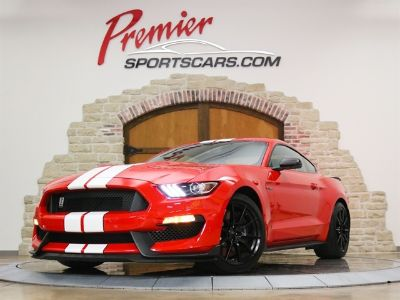 2017 Ford Mustang Shelby GT350 (Race Red)