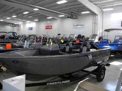 2019 Crestliner 1600 Vision Aluminum Fish Boats Kaukauna, WI