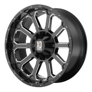 Buy 20x9 KMC XD Bomb Black Wheel/Rim(s) 8x170 8-170 20-9 motorcycle in Cincinnati, Ohio, US, for US $327.00